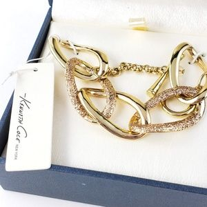 NWT! NIB! KENNETH cole Statement Bracelet